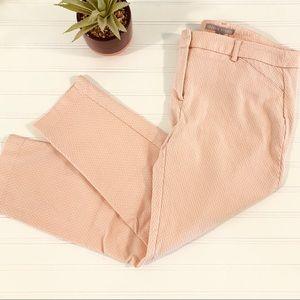 Valerie Stevens Dress Capris Pants Pink